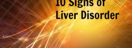 10 signs of liver problems to be noticed!!