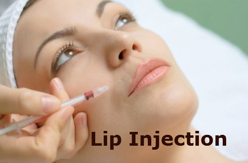 lip injection