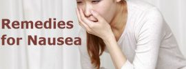 Ultimate Home Remedies to get relief form Nausea