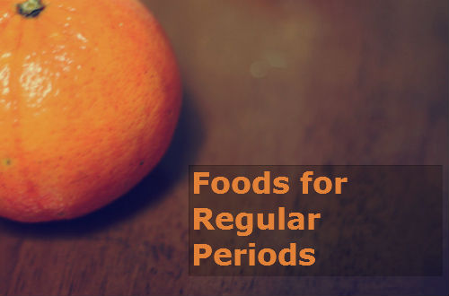 Regular Periods Food