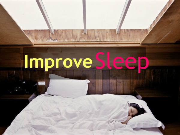 Simple & Elegant Natural Ways To Improve Your Sleep