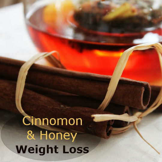 Cinnomon_Honey_weight-loss