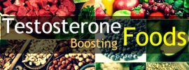 Testosterone Boosting '14' Natural Super Foods
